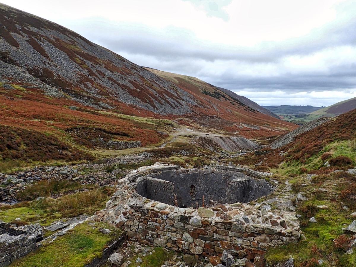 Carrock Tungsten Mine